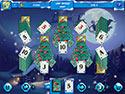 Solitaire Jack Frost: Winter Adventures screenshot