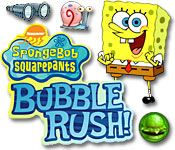 SpongeBob SquarePants Bubble Rush! game