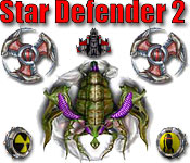 Star Defender II game