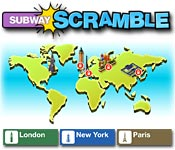 Subway Scramble game