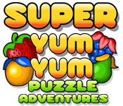 Super Yum Yum Puzzle Adventures game