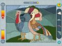 Thanksgiving Day Mosaic screenshot