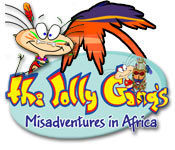 The Jolly Gang's Misadventures in Africa game