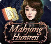 The Mahjong Huntress game