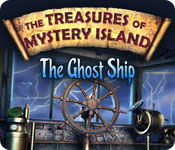 The Treasures of Mystery Island: The Ghost Ship game
