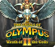 The Trials of Olympus II: Wrath of the Gods game