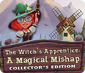 The Witch's Apprentice: A Magical Mishap Collector's Edition game