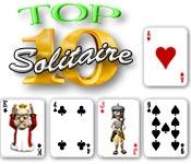 Top Ten Solitaire game