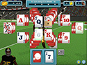 Touch Down Football Solitaire screenshot