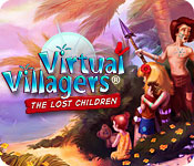 Virtual Villagers: The Lost Children game