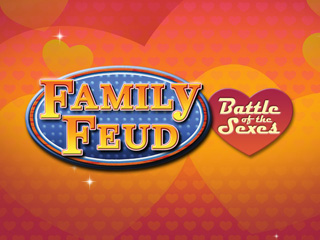 Family Feud Battle of the Sexes game