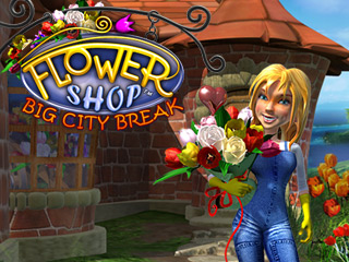 Flower Shop Big City Break game