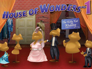 House of Wonders - Kitty Kat Wedding game: Download and Play