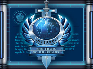 Interpol The Trail of Dr. Chaos game