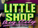 Little Shop City Lights game