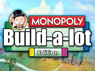 Monopoly Build-a-lot game