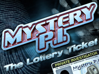 Mystery PI The Lottery Ticket game