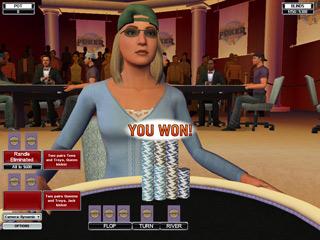 java code how to create poker texas holdem game