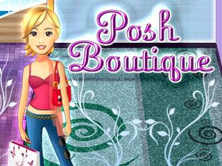Posh Boutique game