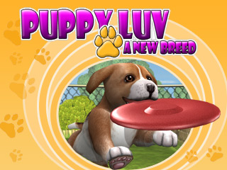 Puppy Luv A New Breed game