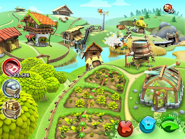 Top 6 farming games for kids.