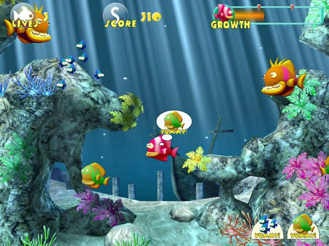 Fish tales game download and play for Gold fish game