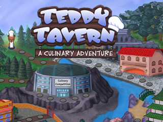 Teddy Tavern A Culinary Adventure game