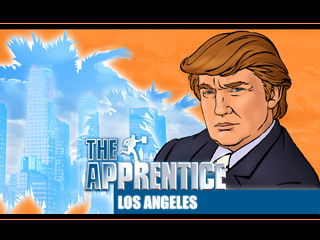 The Apprentice LA game