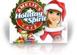 Download Amelie's Cafe: Holiday Spirit Game
