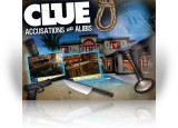 Download CLUE - Accusations and Alibis Game