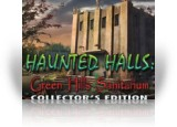 Download Haunted Halls: Green Hills Sanitarium Collector's Edition Game
