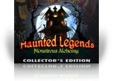 Download Haunted Legends: Monstrous Alchemy Collector's Edition Game
