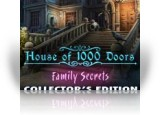 Download House of 1000 Doors: Family Secrets Collector's Edition Game