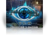 Download Paranormal Files: The Tall Man Collector's Edition Game