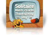 Download Solitaire Match 2 Cards Thanksgiving Day Game