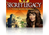 Download The Secret Legacy: A Kate Brooks Adventure Game