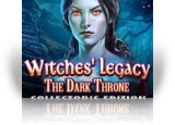 Download Witches' Legacy: The Dark Throne Collector's Edition Game